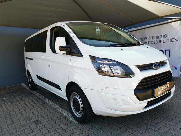 2017 Ford Tourneo 2.2D Ambiente LWB Gauteng Germiston_0