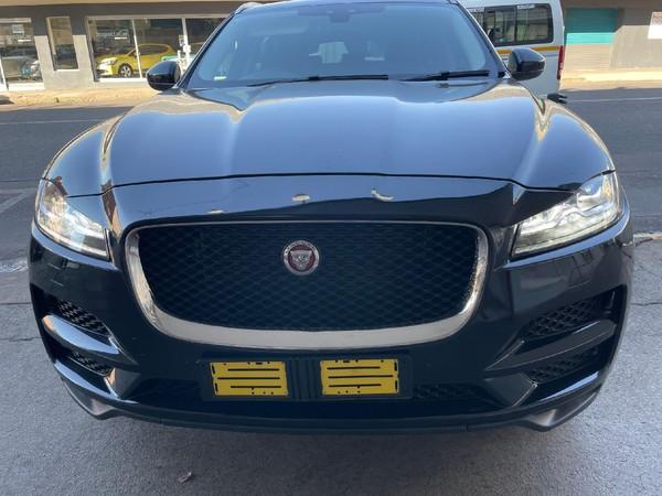 2017 Jaguar F-Pace 2.0 Pure AWD 221KW Gauteng Pretoria_0