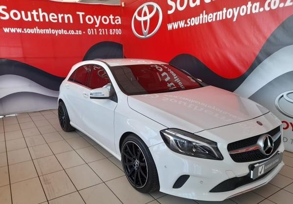 2016 Mercedes-Benz A-Class A 200 Urban Auto Gauteng Lenasia_0