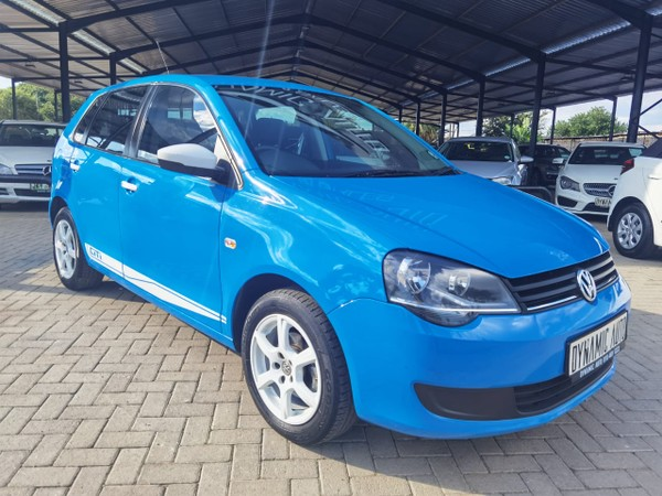 2017 Volkswagen Polo Vivo CITIVIVO 1.4 5-Door North West Province Klerksdorp_0
