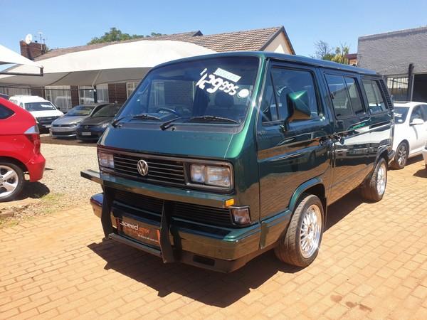 1998 Volkswagen Caravelle Exclusive 2.6i  Gauteng Boksburg_0