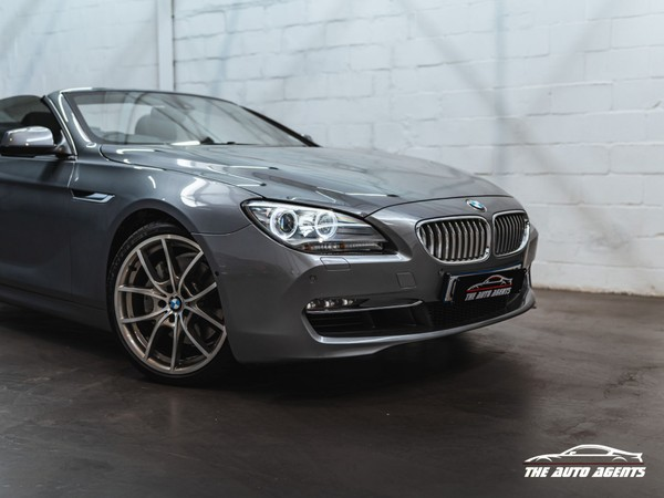 2013 BMW 6 Series 650i Convert At f12  Western Cape Cape Town_0