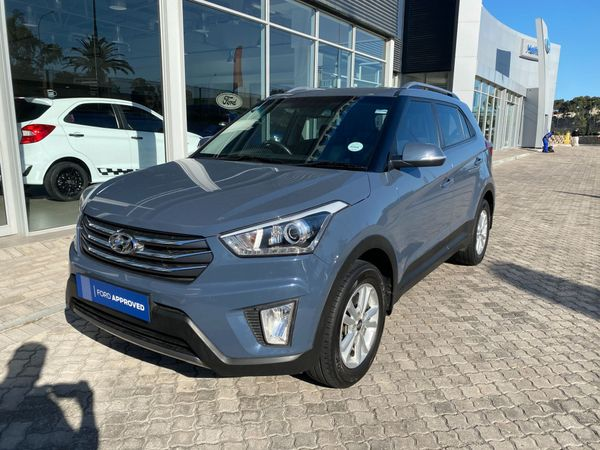 2018 Hyundai Creta 1.6 Executive Western Cape Kuils River_0