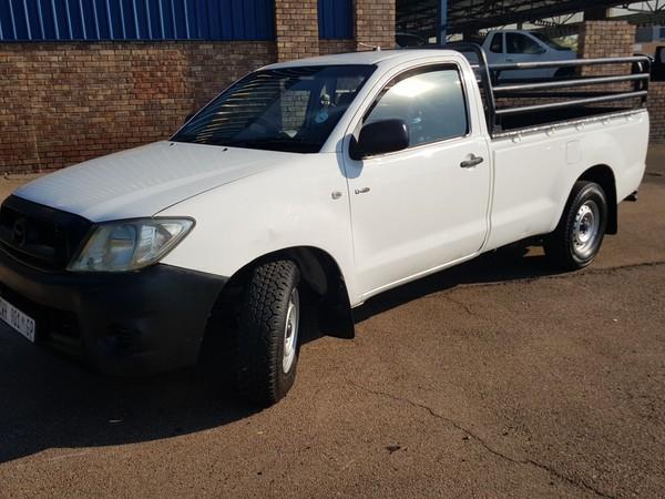 2007 Toyota Hilux 2.5d-4d Pu Sc  Gauteng Pretoria_0