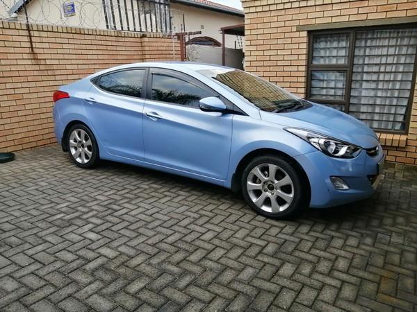 2011 Hyundai Elantra 1.6 Gl Sw  Gauteng Sandton_0