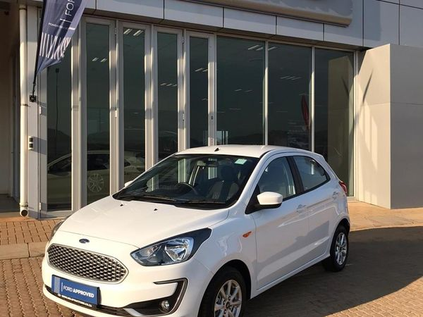 2020 Ford Figo 1.5Ti VCT Trend Mpumalanga Malelane_0
