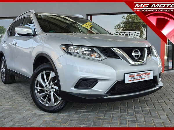2017 Nissan X-Trail 1.6dCi Visia 7S North West Province Klerksdorp_0