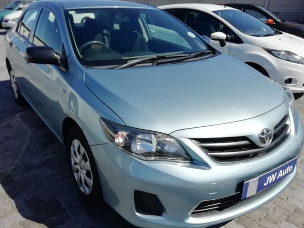 2014 Toyota Corolla Quest 1.6 Automatic Eastern Cape Port Elizabeth_0