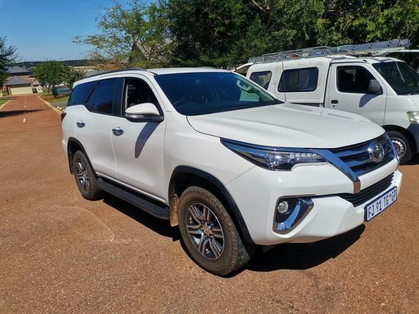 2016 Toyota Fortuner 2.8GD-6 4X4 Auto Gauteng Pretoria_0
