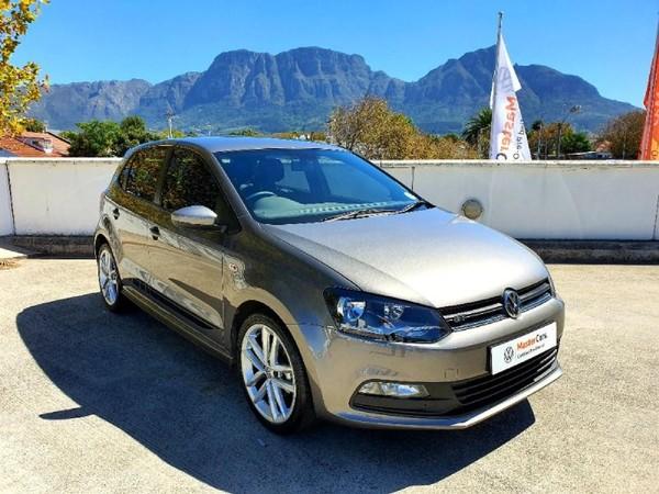 2021 Volkswagen Polo Vivo 1.0 TSI GT 5-Door Western Cape Claremont_0