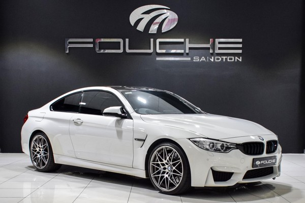 2016 BMW M4 Coupe M-DCT Gauteng Sandton_0