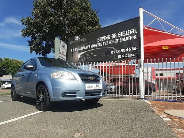 2013 Chevrolet Aveo 1.6 L 5dr  Gauteng Centurion_0
