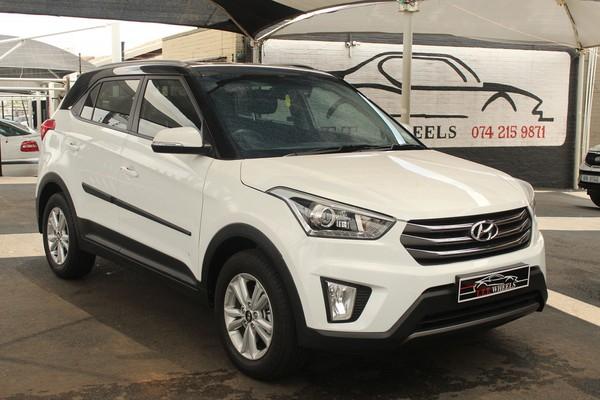 2019 Hyundai Creta 1.6 Executive Gauteng Johannesburg_0