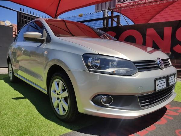 2012 Volkswagen Polo 1.6 Comfortline Tip  Gauteng Boksburg_0