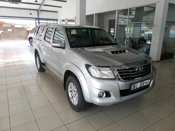 2015 Toyota Hilux 3.0d-4d Raider Rb At Pu Dc  Limpopo Mokopane_0