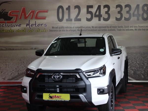 2021 Toyota Hilux 2.8 GD-6 RB Legend Auto PU ECab Gauteng Pretoria_0