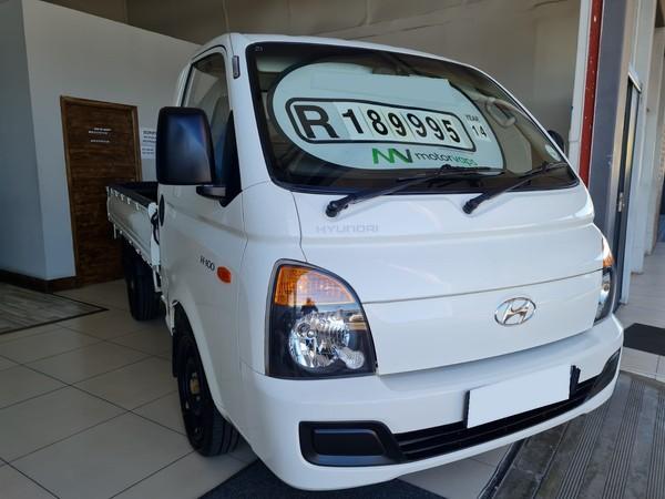 2014 Hyundai H100 Bakkie 2.6d Fc Ds  Western Cape Goodwood_0
