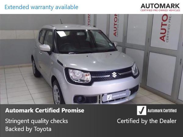 2019 Suzuki Ignis 1.2 GL Gauteng Pretoria_0