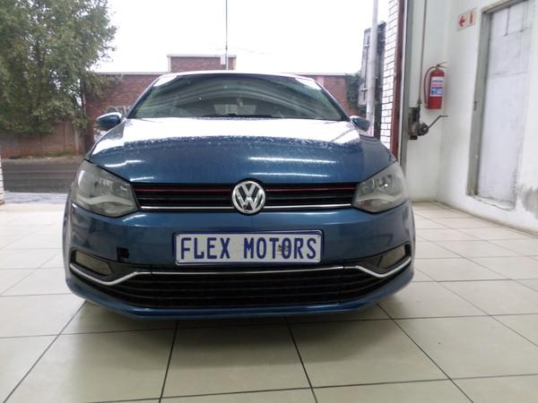 2016 Volkswagen Polo 1.4 Comfortline  Gauteng Johannesburg_0