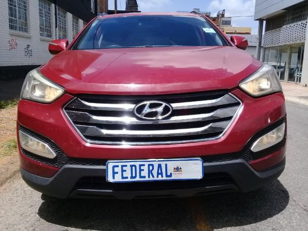 2014 Hyundai Santa Fe R2.2 CRDi GLS Automatic Gauteng Johannesburg_0