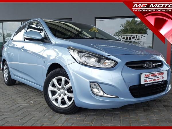 2012 Hyundai Accent 1.6 Gls  North West Province Klerksdorp_0