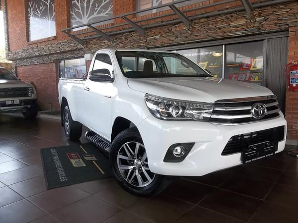 2018 Toyota Hilux 2.8 GD-6 RB Raider Single Cab Bakkie Gauteng Boksburg_0