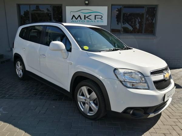 2013 Chevrolet Orlando 1.8ls  Eastern Cape Port Elizabeth_0