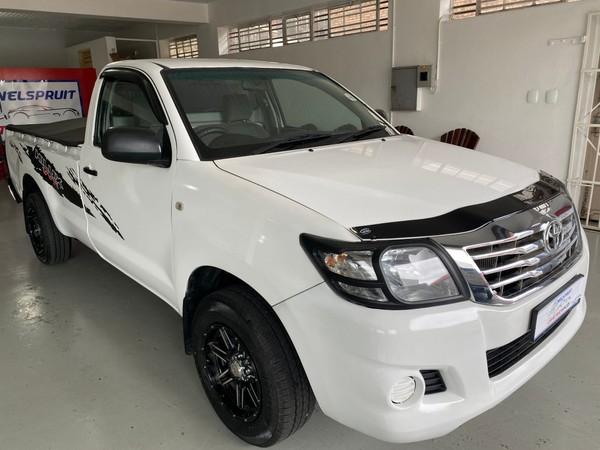 2012 Toyota Hilux 2.0 Vvti Pu Sc  Mpumalanga Nelspruit_0
