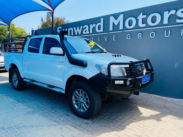 2014 Toyota Hilux 3.0 D-4d Raider 4x4 Pu Dc  Gauteng Pretoria_0