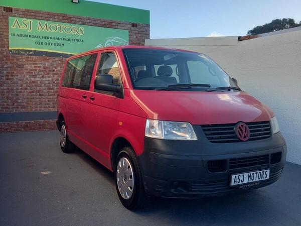2004 Volkswagen Transporter Crew Bus 1.9tdi Fc Pv  Western Cape Villiersdorp_0