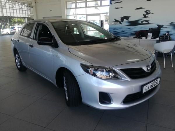 2014 Toyota Corolla Quest 1.6 Auto Western Cape Bloubergstrand_0