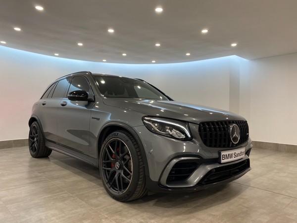 2019 Mercedes-Benz GLC GLC 63S 4MATIC Gauteng Sandton_0