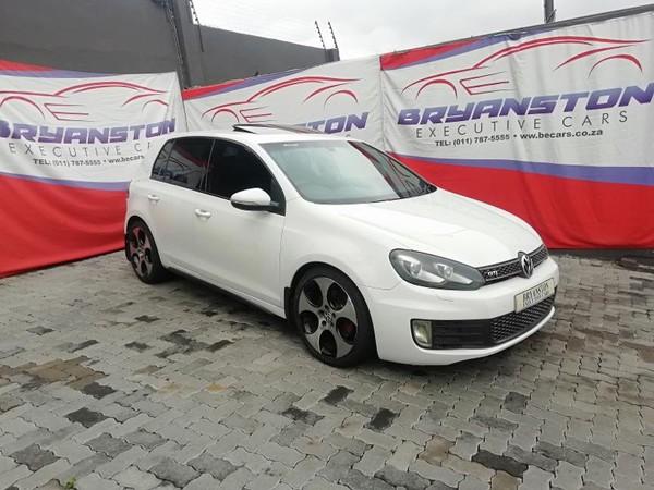2010 Volkswagen Golf Vi Gti 2.0 Tsi  Gauteng Randburg_0