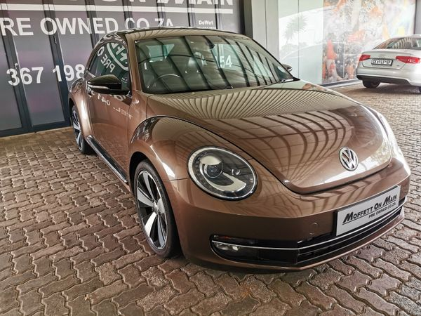 2013 Volkswagen Beetle 1.4 Tsi Sport Dsg  Eastern Cape Port Elizabeth_0