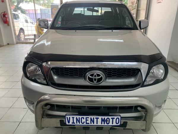 2010 Toyota Hilux 4.0 At Raider 4x4 Pu Dc  Gauteng Johannesburg_0