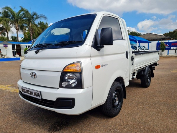 2018 Hyundai H100 Bakkie 2.6D AC FC CC Gauteng Centurion_0