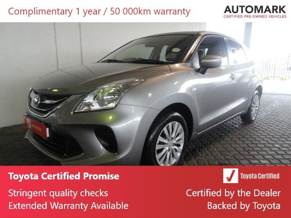 2020 Toyota Starlet 1.4 Xi Gauteng Brakpan_0