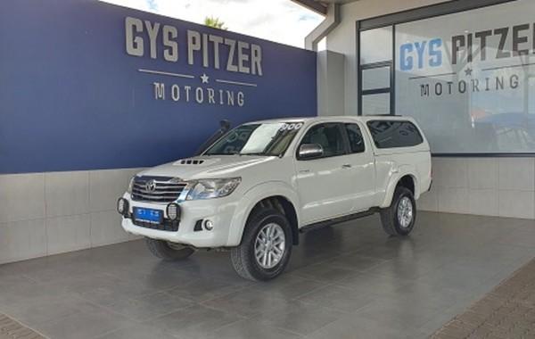 2014 Toyota Hilux 3.0d-4d Raider Xtra Cab 4x4 Pu Sc  Gauteng Pretoria_0