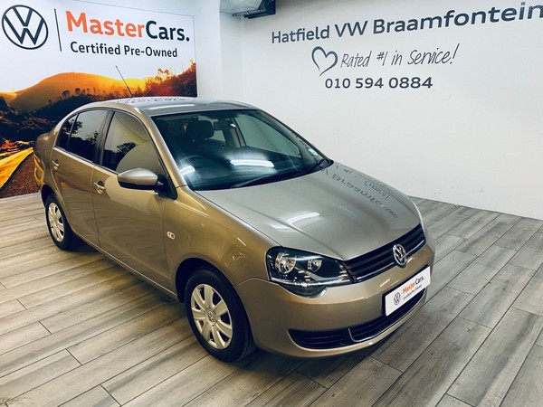 2018 Volkswagen Polo Vivo GP 1.4 Trendline TIP Gauteng Johannesburg_0