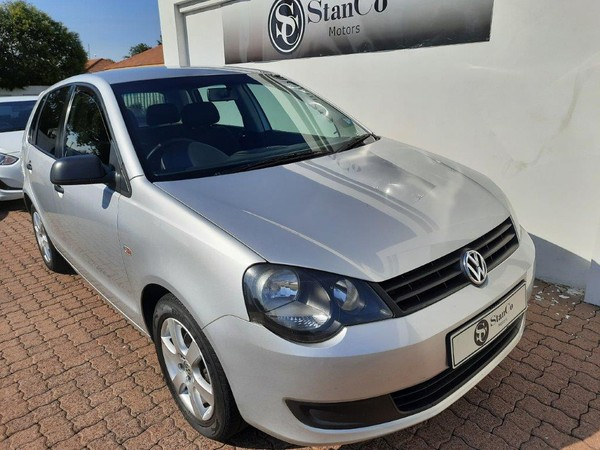 2013 Volkswagen Polo Vivo 1.4 Blueline 5Dr Mpumalanga Trichardt_0