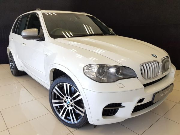 2013 BMW X5 M50d  Western Cape George_0