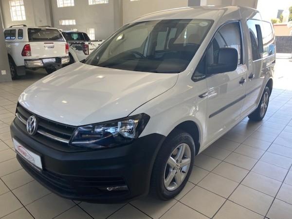 2016 Volkswagen Caddy Crewbus 1.6i Western Cape Wynberg_0