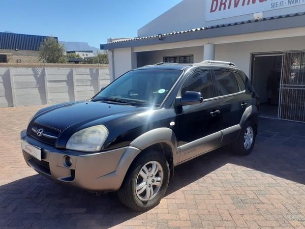 2006 Hyundai Tucson 2.0 Gls  Western Cape Wynberg_0