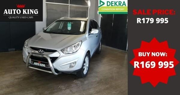 2012 Hyundai iX35 R2.0 Crdi Gls  Western Cape Cape Town_0