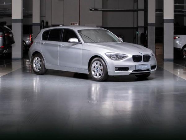 2012 BMW 1 Series 116i 5dr At f20  Western Cape Tokai_0