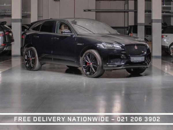 2017 Jaguar F-Pace 3.0D AWD S Western Cape Tokai_0