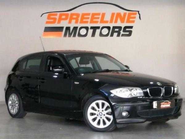2007 BMW 1 Series 118i e87  Western Cape Cape Town_0