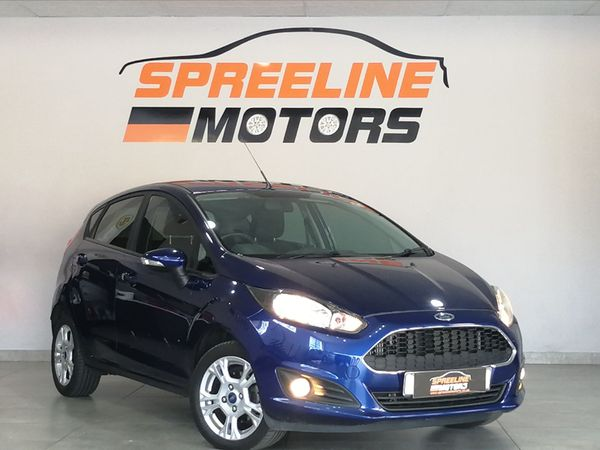 2017 Ford Fiesta 1.0 Ecoboost Trend 5dr  Western Cape Cape Town_0