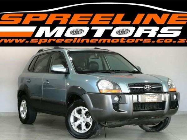 2010 Hyundai Tucson 2.0 Gls  Western Cape Cape Town_0