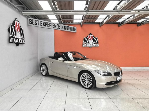 2010 BMW Z4 Sdrive23i At  Gauteng Pretoria_0
